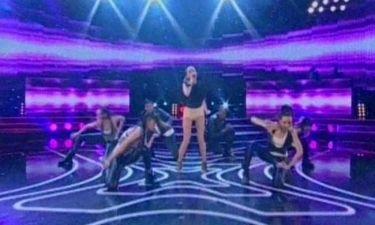 Video: Με αέρα Eurovision η εμφάνιση της Νίκη στον τελικό του X-Factor
