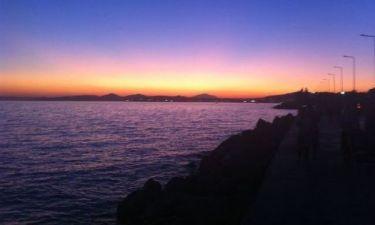Ποιος επώνυμος είδε σήμερα αυτό το ηλιοβασίλεμα;