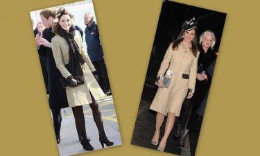 Φοράει τα ρούχα της αδερφής της η Pippa;