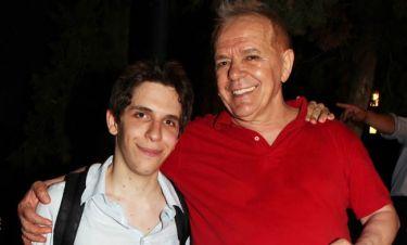 Γιώργος Αρμένης: «Το γιο μου τον αφήνω ελεύθερο να αποφασίσει»