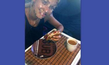 Ποια επώνυμη της σόουμπιζ απολαμβάνει το πρωινό της;