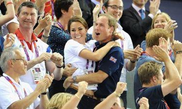 William και Kate: Πανηγυρίζοντας στην… ποδηλασία!