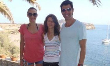 Ρουβάς-Ζυγούλη: Ρομαντικές στιγμές για δύο στη Σχοινούσα