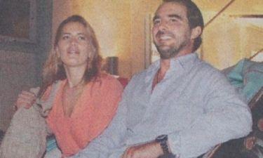 Νικόλαος-Τατιάνα Μπλάτνικ: Γιόρτασαν οικογενειακά τη δεύτερη επέτειο του γάμου τους