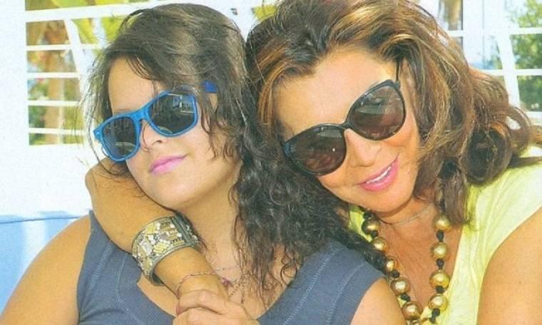 Μιμή Ντενίση: Με την Μαριτίνα στην Κύπρο