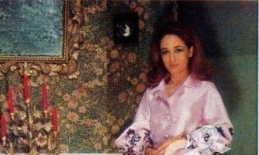Η Έλλη Λαμπέτη σε φωτογράφηση μόδας, 42 χρόνια πριν!