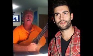 Ο αδελφός της Μενεγάκη, Θοδωρής, μας παρουσιάζει το τραγούδι που έγραψε ο πατέρας του, Στέλιος Μισόκαλος!