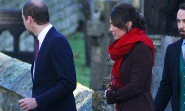 Η Kate και ο William γιόρτασαν μακριά από το παλάτι