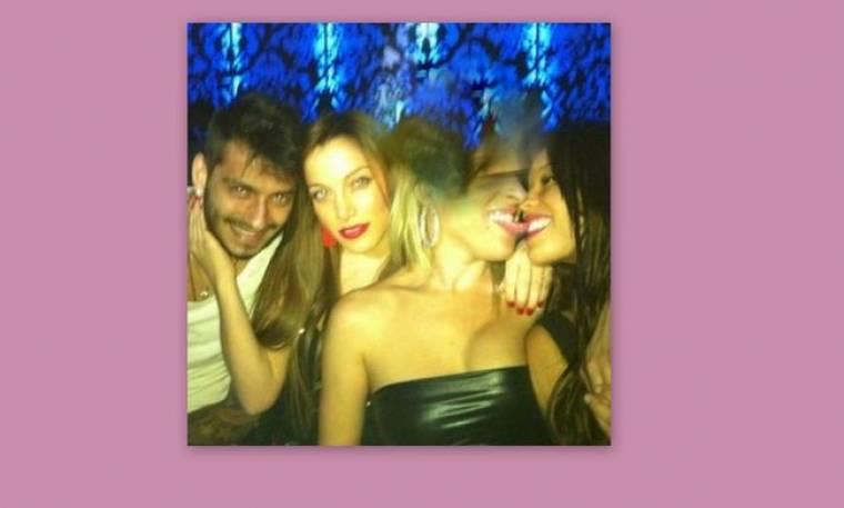 Βάσω Βιλέγκας: Τα φιλιά στο στόμα με άλλη γυναίκα δίπλα στον πρώην της! (Nassos blog)