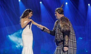 Eurovision 2013: Ουκρανία: Αγκαλιά με τον γίγαντα της σε ένα όμορφο παραμύθι!