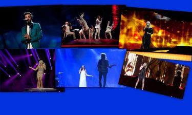 Eurovision 2013: Η δεύτερη πρόβα των Big Five στο Μάλμο!