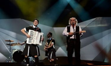 Eurovision 2013: Όλη η Ελληνική showbiz στηρίζει Koza Mostra και Αγάθωνα μέσω social media!