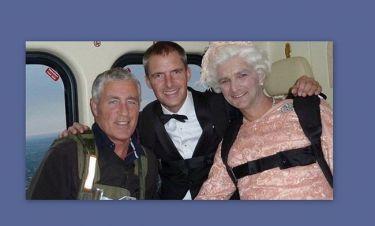 ΣΟΚ! Σκοτώθηκε ο «Τζέιμς Μποντ» των Ολυμπιακών Αγώνων του Λονδίνου