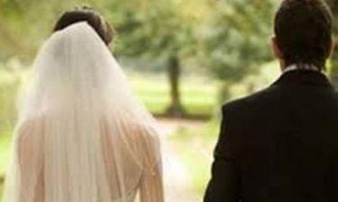 «Χειροπέδες» για γάμο – μαϊμού
