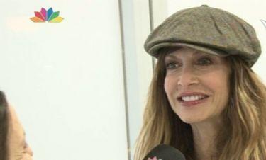 Η Άννα Βίσση μιλάει για πρώτη φορά για τον εγγονό της και βουρκώνει on camera