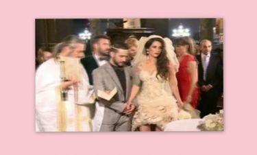 Ένας γάμος Koza Mostra! Ο Ηλίας παντρεύτηκε την Χαρά του!