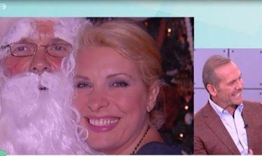 Το χρονοντούλαπο της Μπαλατσινού! Ο Κωστόπουλος ντύθηκε Αϊ Βασίλης και η Μενεγάκη… Σταρ Ελλάς!
