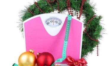 Πως θα κάψετε τις θερμίδες από τα χριστουγεννιάτικα εδέσματα