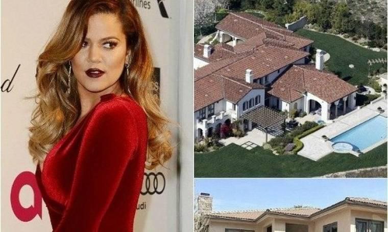 Η Khloe Kardashian αγόρασε την έπαυλη του Justin Bieber! (φωτο)