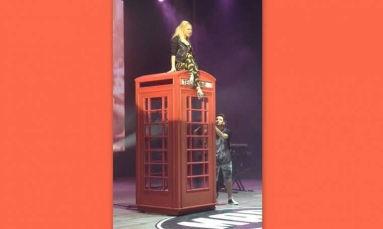 Madwalk 2014: Ροκ και σέξι η Νάντια Μπουλέ!
