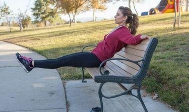 Η Maria Menounos μας δείχνει ασκήσεις για επίπεδη κοιλιά!