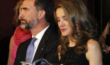 Πρίγκιπας Φελίπε – Λετίθια: Δεν έπεισαν ότι όλα είναι καλά στον γάμο τους!