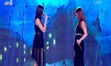 The Voice: «Ζήτα μου ότι θες» και… «Χειροκρότημα» για Χαραλάμπους και Ασλανίδου