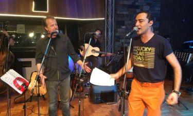 Η Ρίκα Βαγιάνη και ο Θανάσης Αλευράς υποδέχονται μία ξεχωριστή, «επεισοδιακή» παρέα