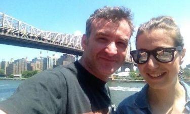 Ορφανός- Παφίλη: Γαμήλιο ταξίδι στην Νέα Υόρκη