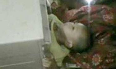 Κίνα: Αγοράκι εγκλωβίστηκε σε… πλυντήριο! (video+photos)