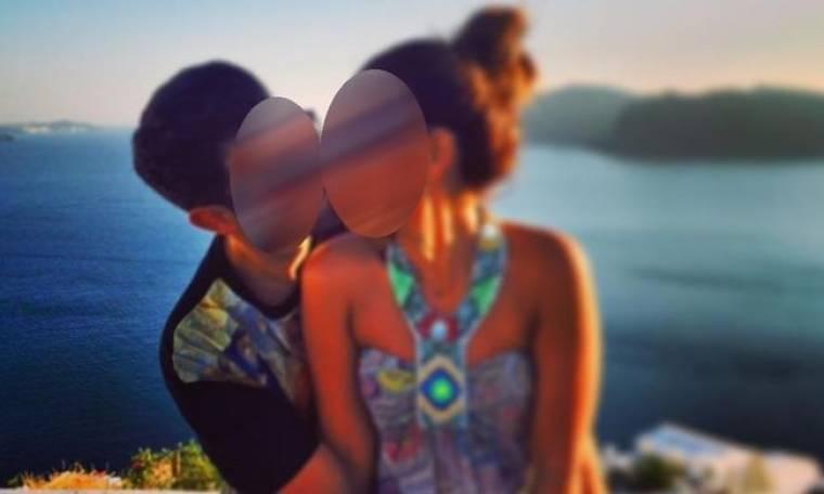 Παντρεύτηκε κρυφά και ξαναπαντρεύεται σήμερα (κρυφά) στην Σαντορίνη!