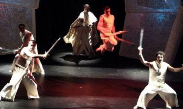 Το Θέατρο ΡΟΔΑ παρουσιάζει το έργο «Αλκιβιάδης Άγιος»