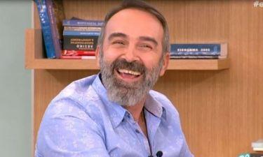 Η γκάφα του Γρηγόρη Γκουντάρα  on air – Δείτε ποιον «ανέστησε»