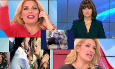Η γκάφα της Μενεγάκη, τα σχόλια του «Πρωινό» για τον χωρισμό Βρεττού-Αραβανή και η απόλυση δημοσιογράφου του ΑΝΤ1