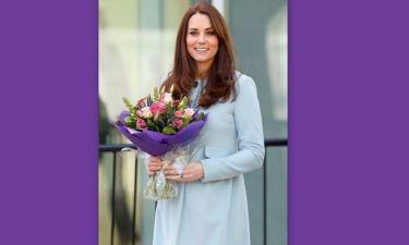 Πότε γεννά η Kate Middleton; H επίσημη ανακοίνωση από το παλάτι