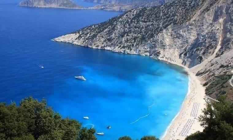 Ο παράδεισος βρίσκεται στην Ελλάδα