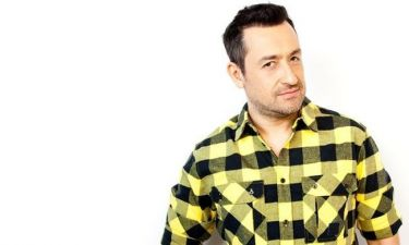 Θέμης Γεωργαντάς: «Υποκλίνομαι στους ανθρώπους που έχουν ταλέντο»