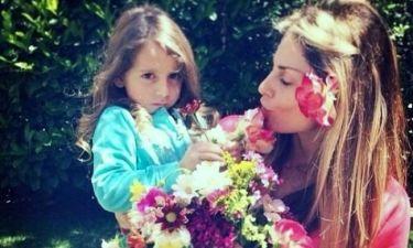 Κατερίνα Λάσπα: Η επίσκεψη σε ινστιτούτο ομορφιάς με την 5χρονη κόρη της! (εικόνες)