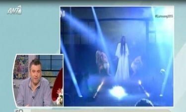 Eurovision 2015: Λιάγκας: «Η Shaya εχθές ήταν η χειρότερη απ' όλους»