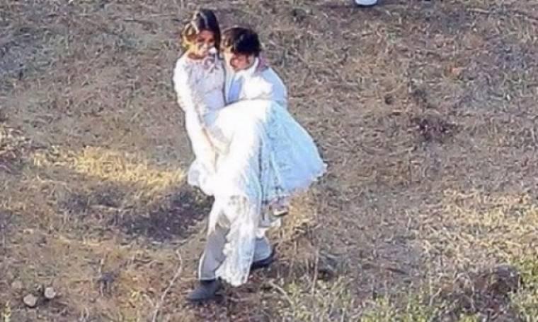 Ο μυστικός γάμος που ξάφνιασε το Hollywood & θα κάνει μία star να κλάψει… γοερά!