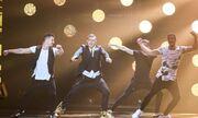 Eurovision 2015: Ισραήλ: Το 16χρονο «χρυσό» αγόρι στη σκηνή