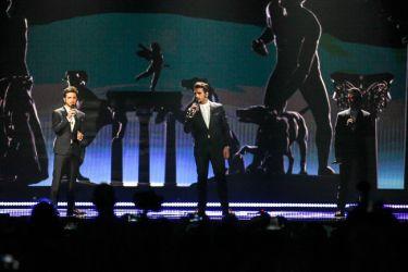 Eurovision 2015: Ιταλία: Με αρχαία αγάλματα στην σκηνή