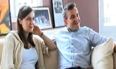 Ορφανός-Παφίλη: «Θέλαμε από καιρό ένα μωρό!»