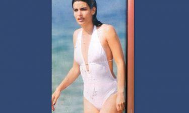 Τόνια Σωτηροπούλου: Στην παραλία χωρίς τον Αλέξη
