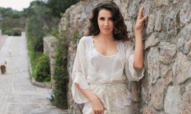 Μαρία Ελένη Λυκουρέζου: «Ανέκαθεν επηρεαζόμουν από τα καλλιτεχνικά»