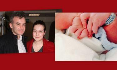 Ορφανός – Παφίλη: Έγιναν γονείς και δημοσίευσαν την πρώτη φωτογραφία του γιου τους