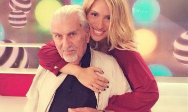 Στο νοσοκομείο ο μπαμπάς της Μαρίας Ηλιάκη – Το συγκινητικό της μήνυμα στο facebook!