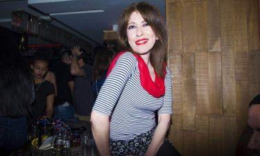 Χαμογελά η Άβα Γαλανοπούλου