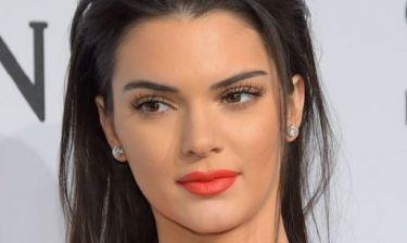 Έχετε δει την Kendall Jenner χωρίς ίχνος μακιγιάζ;