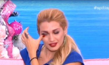 Ξέσπασε σε κλάματα η Κωνσταντίνα Σπυροπούλου όταν...